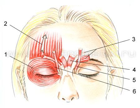 Маска от увядания кожи лица