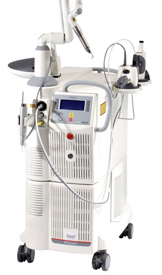 Лазер fotona sp spectro лечение акне